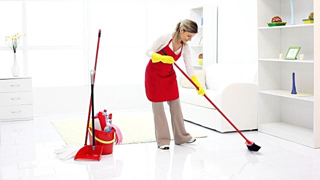 Empregada de limpezas domésticas para serviço doméstico em residência particular de família em Matosinhos/ Porto